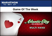 Marathonbet UK Blackjack Multi Hand