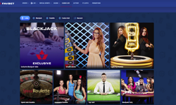 FavBet Live Casino